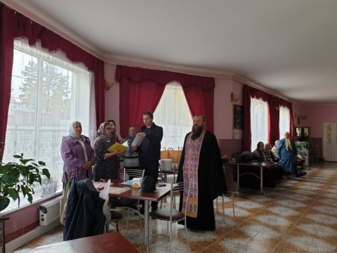 Международный день пожилого человека в Усадьбе Васкелово