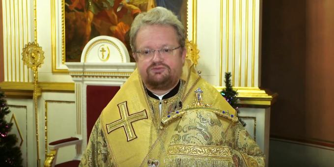 Рождественское поздравление епископа Выборгского и Приозерского Игнатия