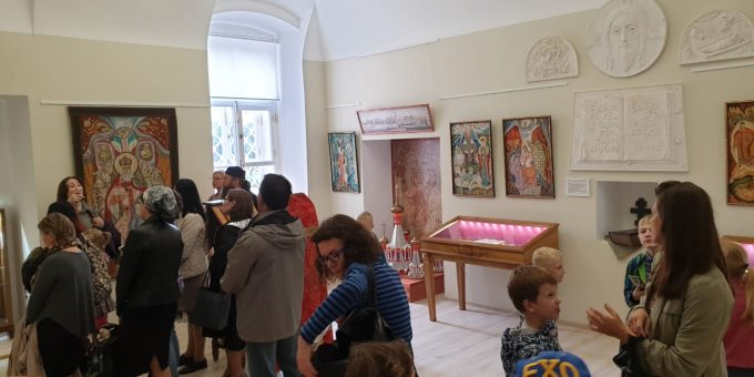 Музей истории Санкт-Петербургской епархии
